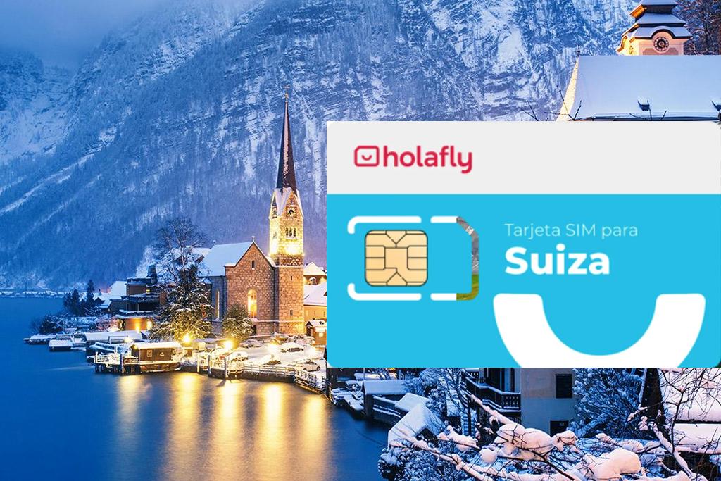 tarjeta sim para viajar por suiza