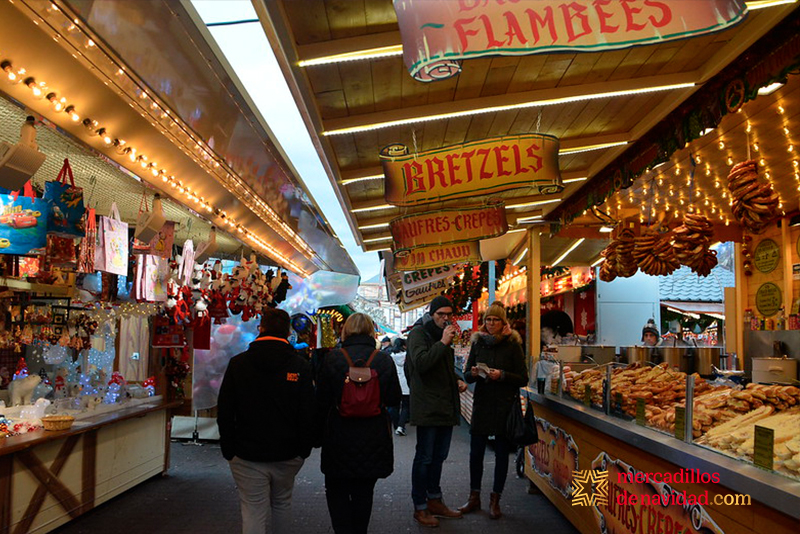 mercado de Christkindelsmärik estasburgo