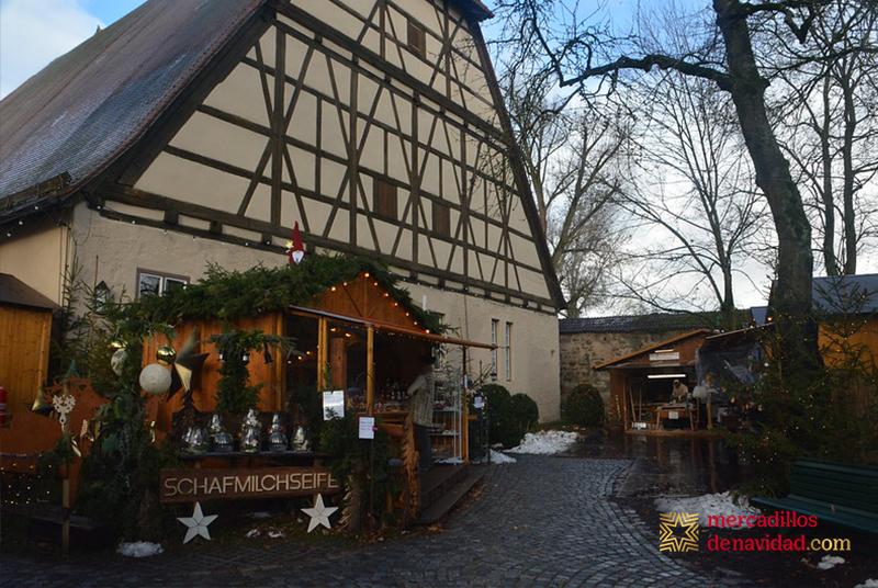 mercado de navidad de dinkelsbühl