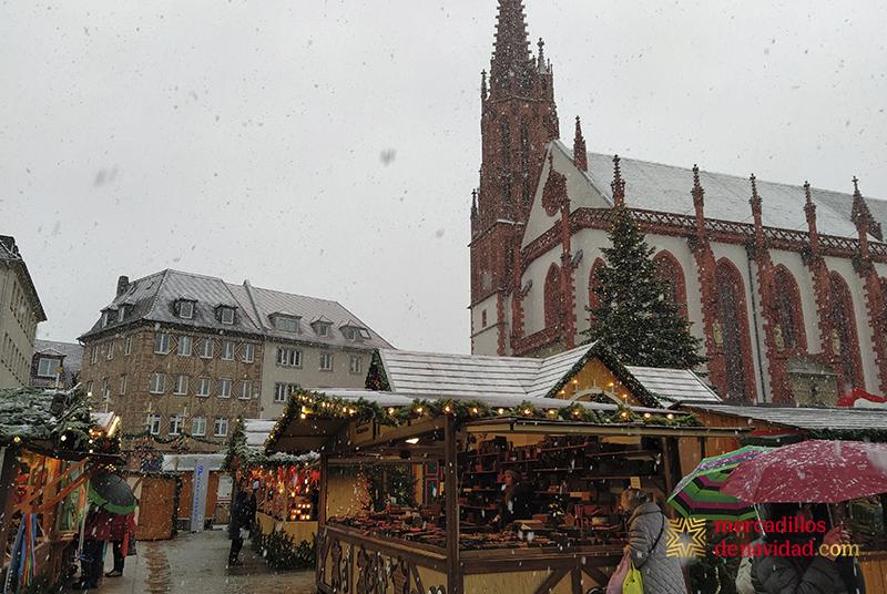 ruta por alemania en navidad wurzburg