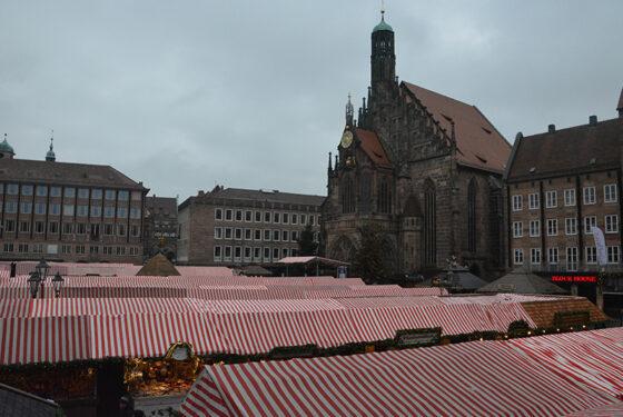 mercados de navidad de núremberg
