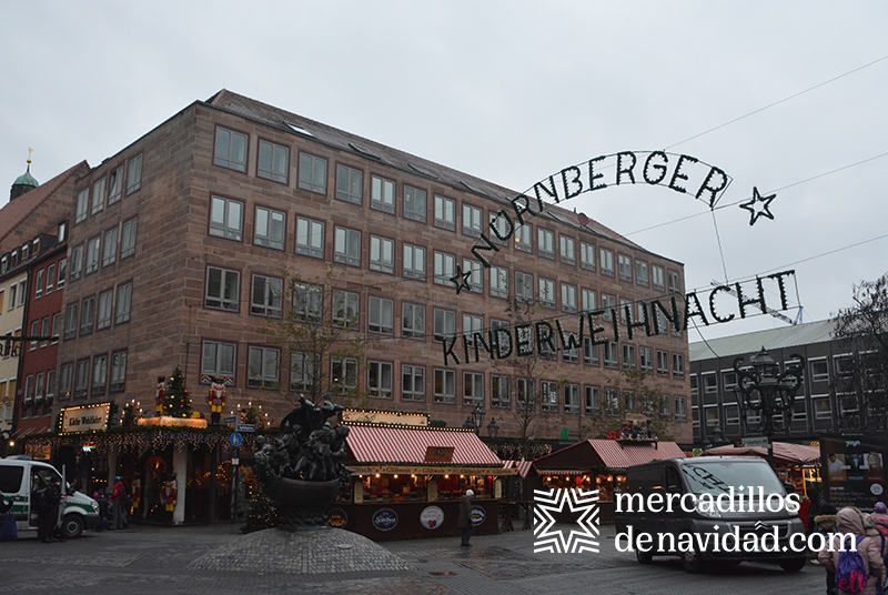 mercado navideño kinder weinacht